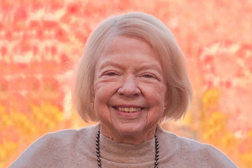 Photo of Margaret Klingenberger